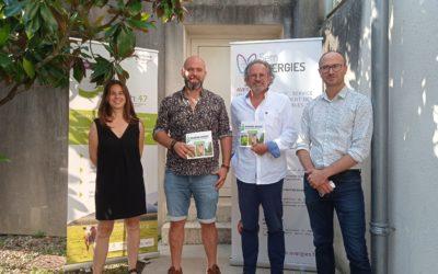 22 juillet 2021 – Avergies s'engage aux côtés de Villeréal Biogaz